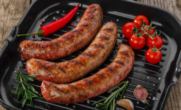 Meat products Sausage 469794 1920x1200